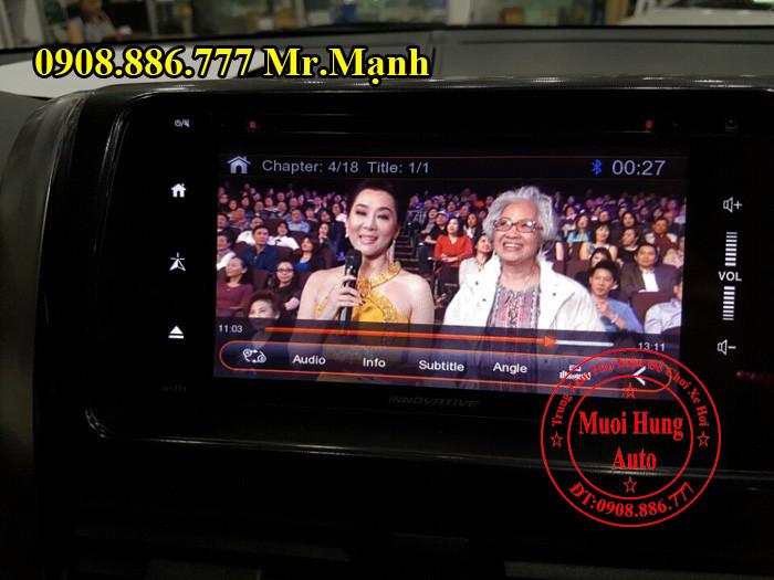 Màn Hình DVD Innovative Cho Toyota Vios 02
