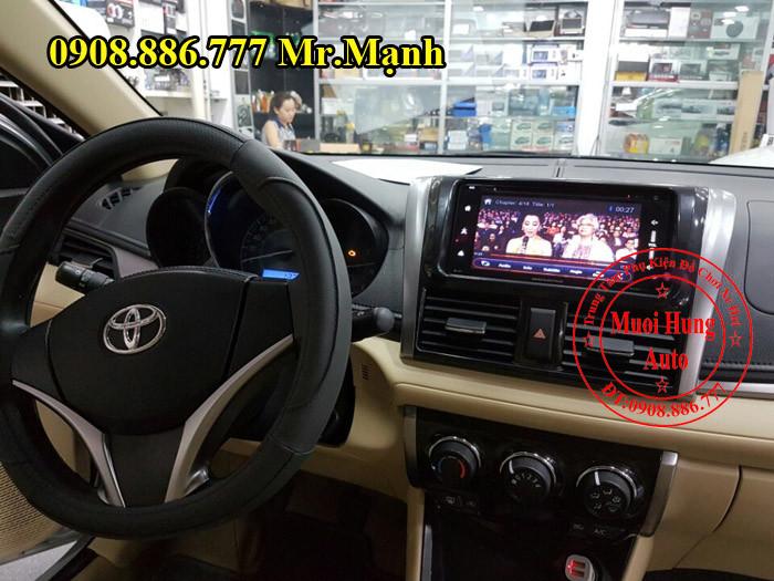 Màn Hình DVD Innovative Cho Toyota Vios