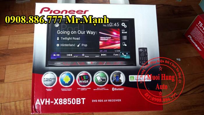 Màn Hình DVD Pioneer 8850BT Altis 2015 01