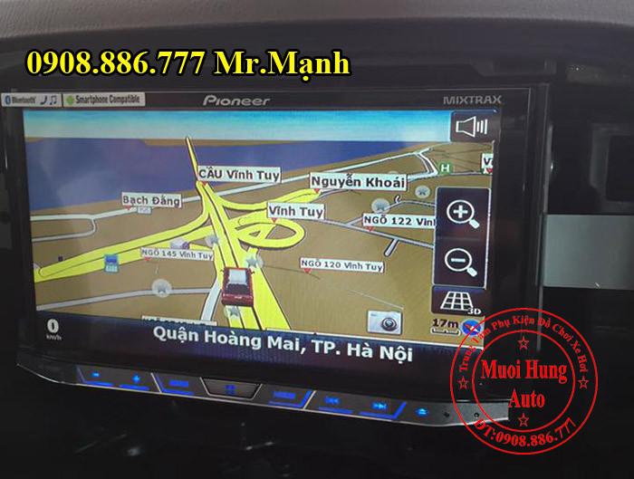 Màn Hình DVD Pioneer 8850BT Hyundai Tucson 02