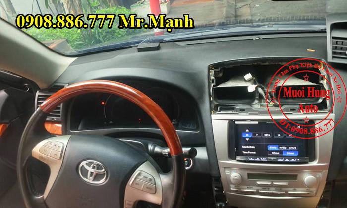 Màn Hình DVD Pioneer Cho Xe Toyota Camry 03