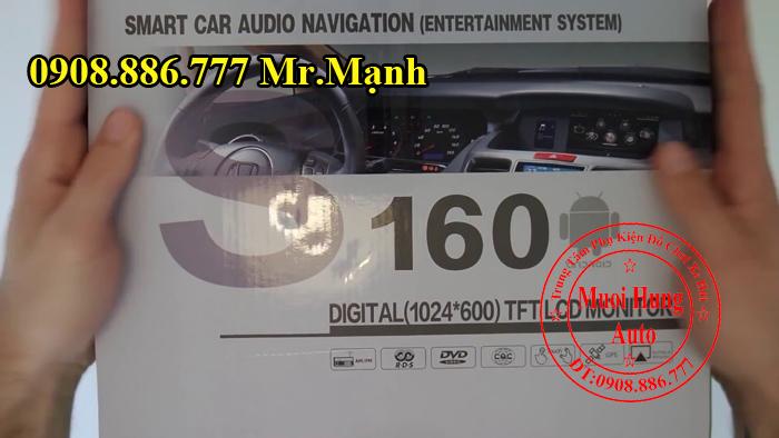 Màn Hình Dvd Winca S160 Xe Ford Ecosport