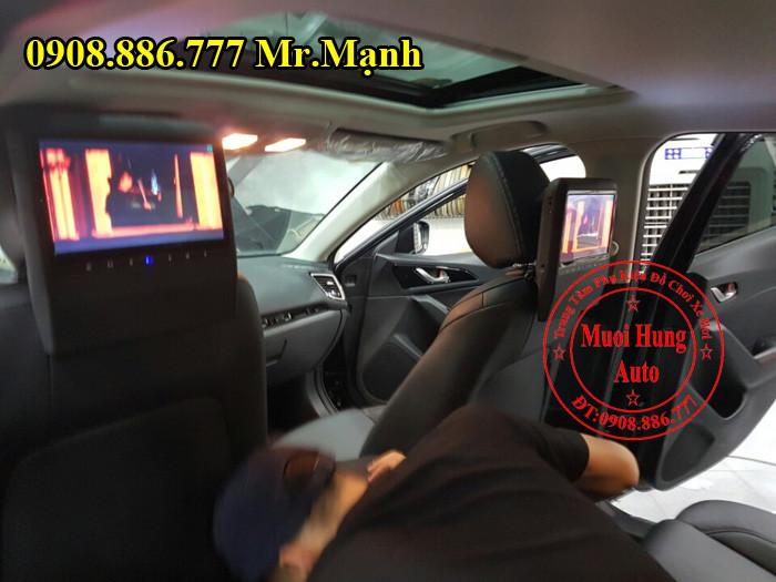 Màn Hình Gối Đầu Mazda 3 Chính Hãng 01