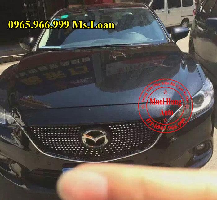 Mặt Ca Lăng Cao Cấp Cho Xe Mazda 6 02