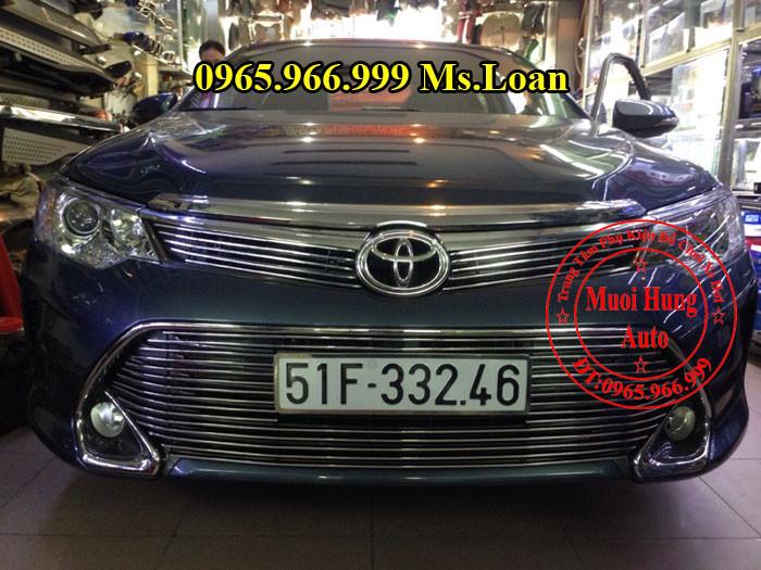 Mặt Ca Lăng Toyota Camry 2015, 2016