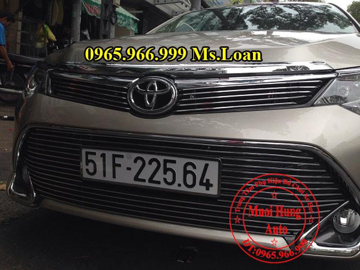 Mặt Ca Lăng Toyota Camry 2015, 2016 01