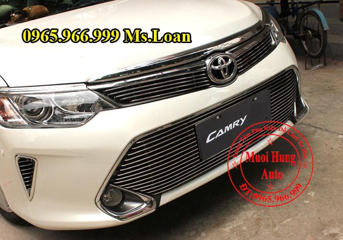 Mặt Ca Lăng Toyota Camry 2015, 2016 02