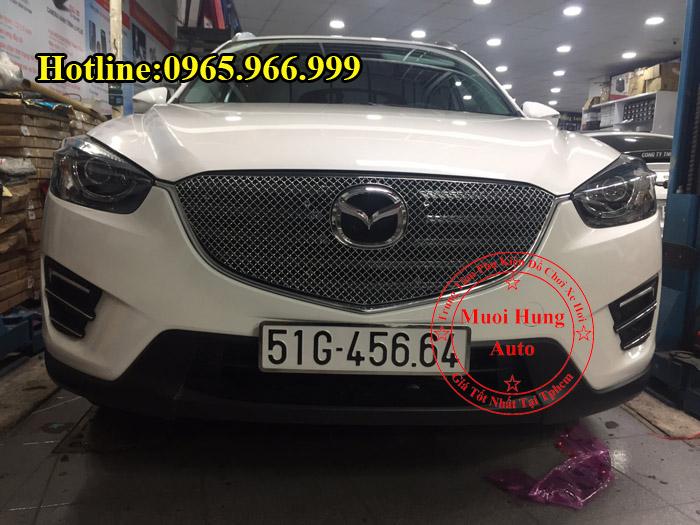 Mặt Ga Lăng Cho Mazda CX5 2016, 2017 01