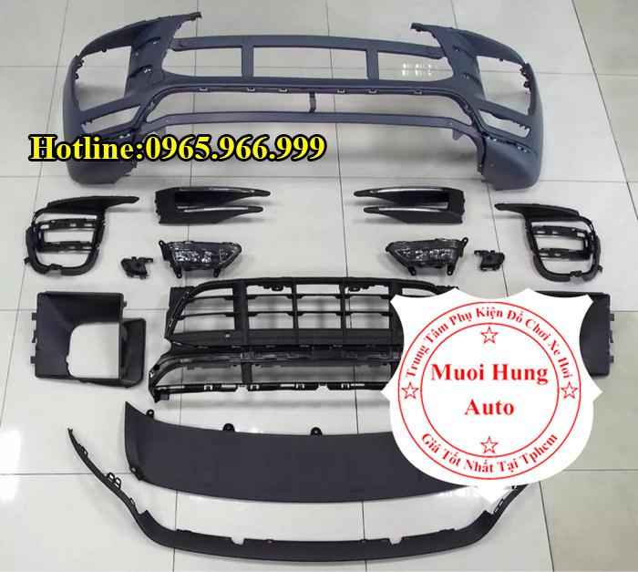 Xe Porsche Macan Lên Đời Porsche Macan Turbo 01