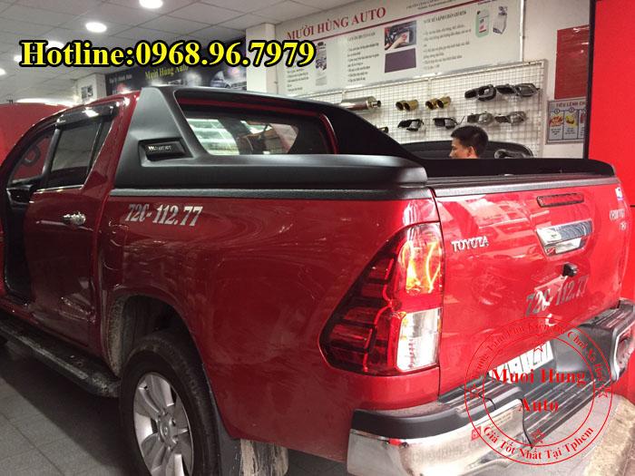 Nắp Thùng Toyota Hilux Cao Cấp Giá Rẻ 02