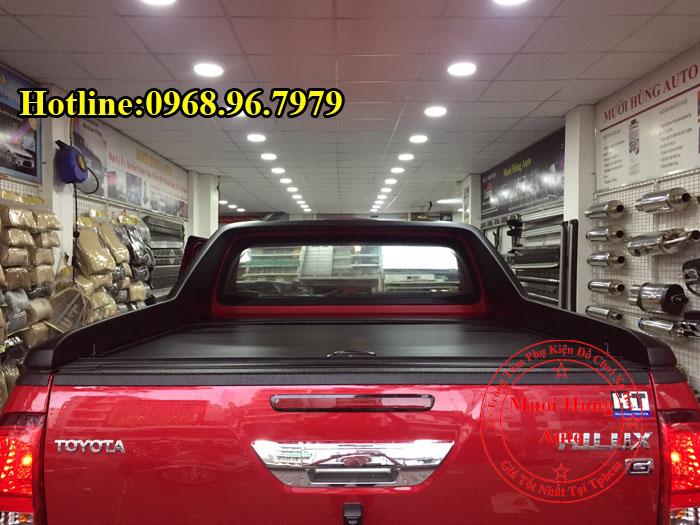 Nắp Thùng Toyota Hilux Cao Cấp Giá Rẻ 03