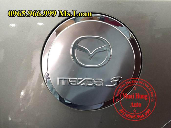 Nắp Xăng Cho Xe Mazda 3