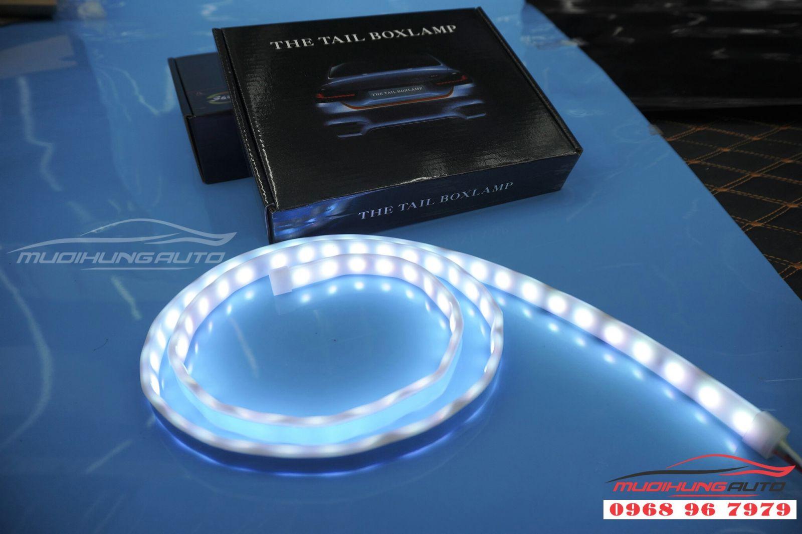 Nổi bật hơn với độ LED xinhan cho đèn pha ô tô 01