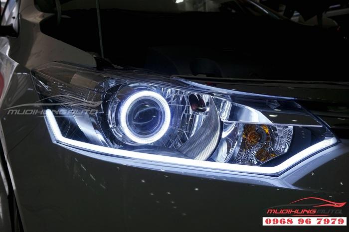 Nổi bật hơn với độ LED xinhan cho đèn pha ô tô 03