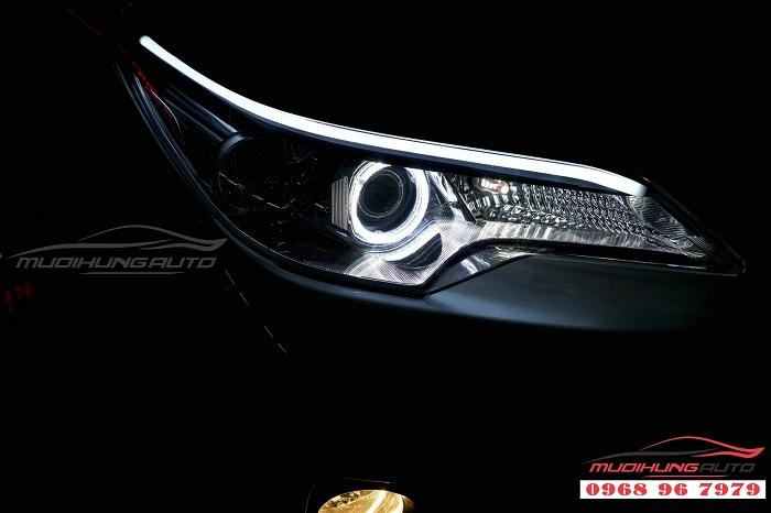 Nổi bật hơn với độ LED xinhan cho đèn pha ô tô 04