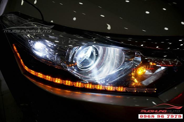 Nổi bật hơn với độ LED xinhan cho đèn pha ô tô 05