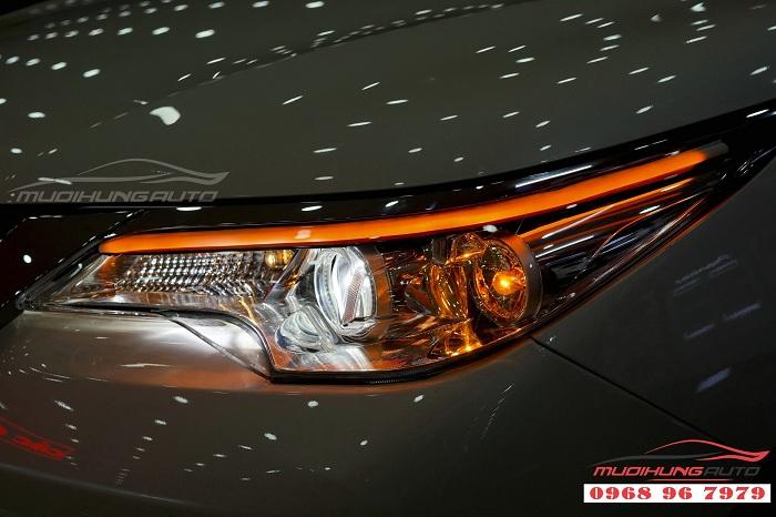 Nổi bật hơn với độ LED xinhan cho đèn pha ô tô 06
