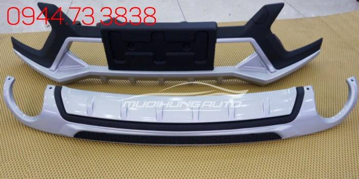 Ốp Cản Trước Sau Mazda CX5 2018 Cao Cấp 04