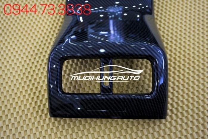 Ốp Cửa Thông Gió Sau Mazda CX5 2018 Carbon 03