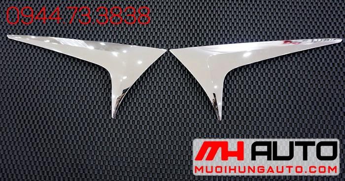 Ốp Viền Cửa Sau Mazda CX5 2018 Chính Hãng 02