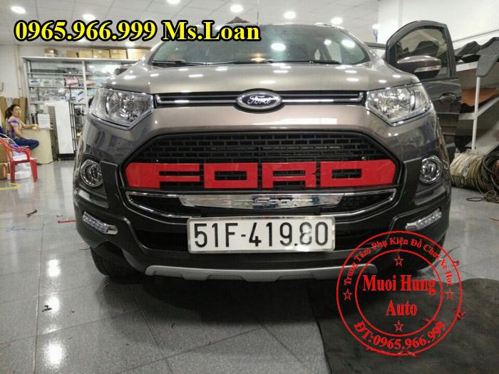 Phụ Kiện Xe Ô Tô Ford Ecosport 17