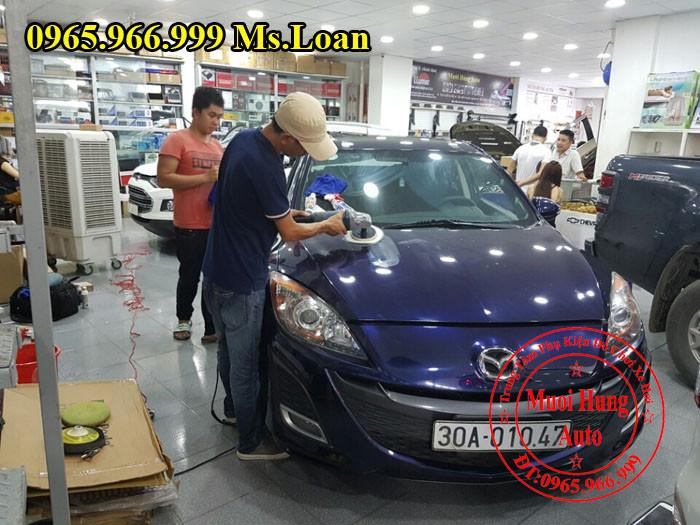 Phủ Nano Chuyên Nghiệp Cho Xe Mazda 3 02