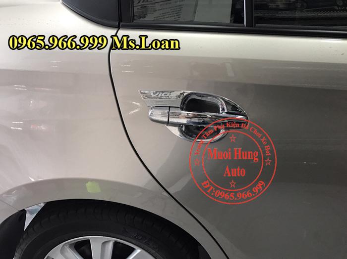 Tay Chén Cửa Zin Toyota Vios 2016, 2017 04