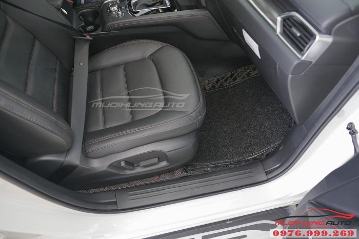Thảm lót chân 6D dành cho Mazda CX5 cao cấp 04
