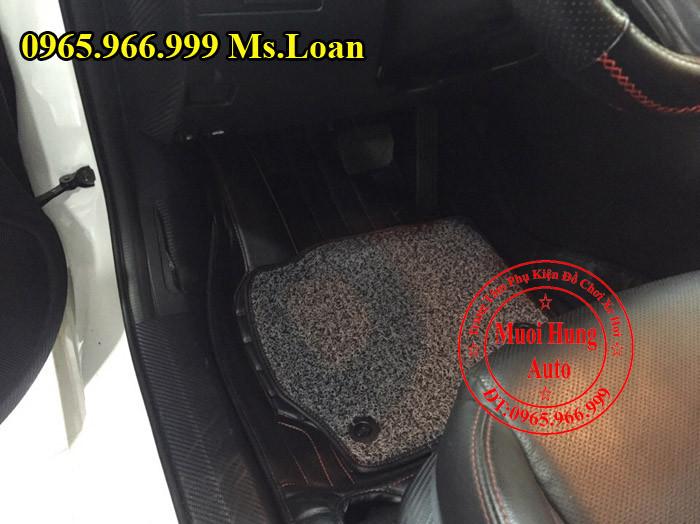 Thảm Lót Chân, Sàn 5D Zin Theo Xe Mazda 3