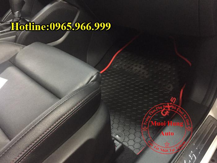 Thảm Lót Sàn 3D Cho Xe Mazda CX5 01