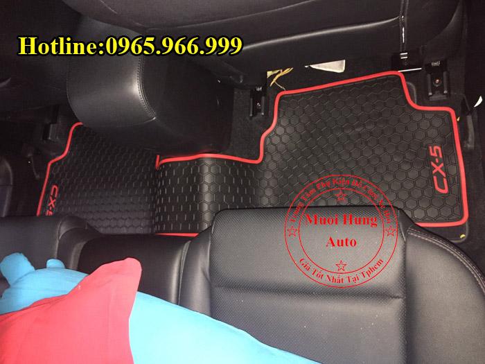 Thảm Lót Sàn 3D Cho Xe Mazda CX5 02