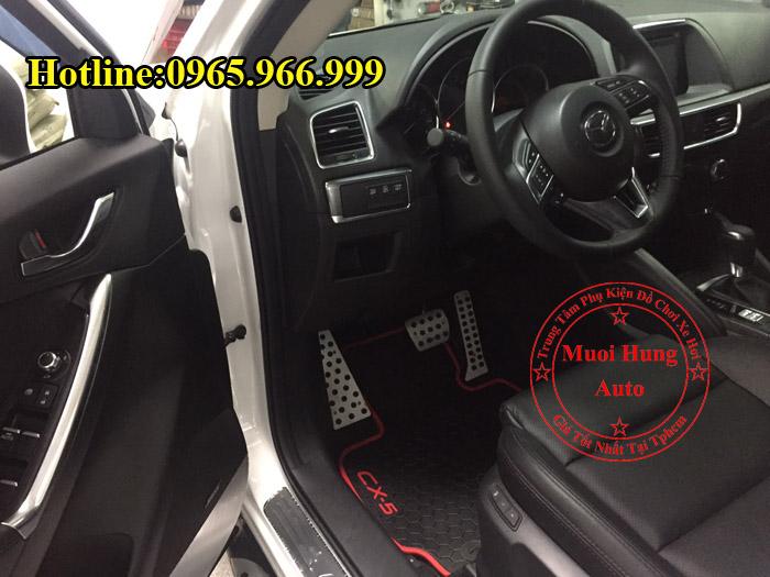 Thảm Lót Sàn 3D Cho Xe Mazda CX5