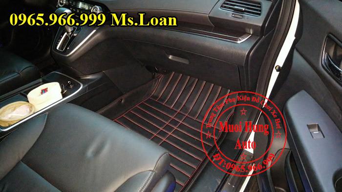 Thảm Lót Sàn 4D Honda CRV Chính Hãng 01