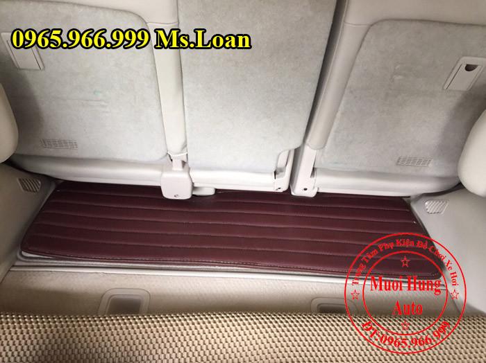 Thảm Lót Sàn 4D Lexus 570 Chính Hãng 03