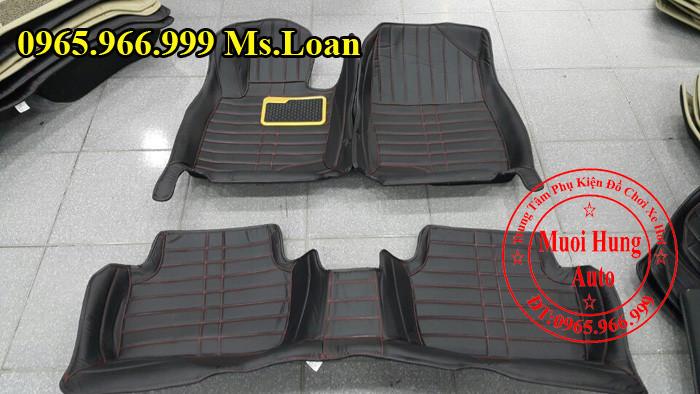 Thảm Lót Sàn 4D Mazda 3 Chính Hãng Thái Lan 03