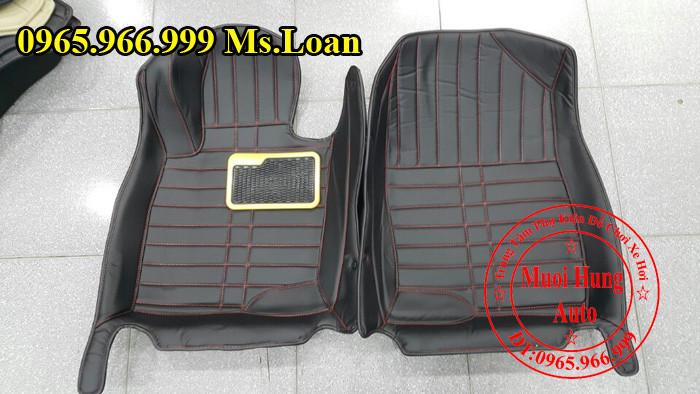 Thảm Lót Sàn 4D Mazda 3 Chính Hãng Thái Lan