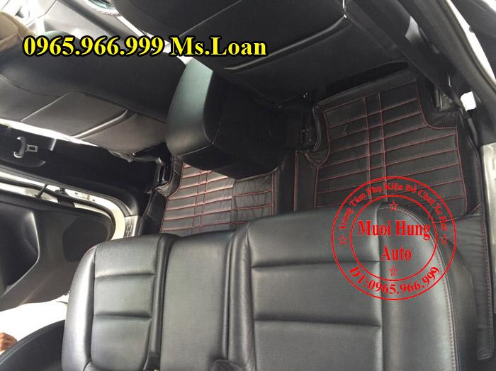 Thảm Lót Sàn 4D Mazda Cx5 Chính Hãng 01