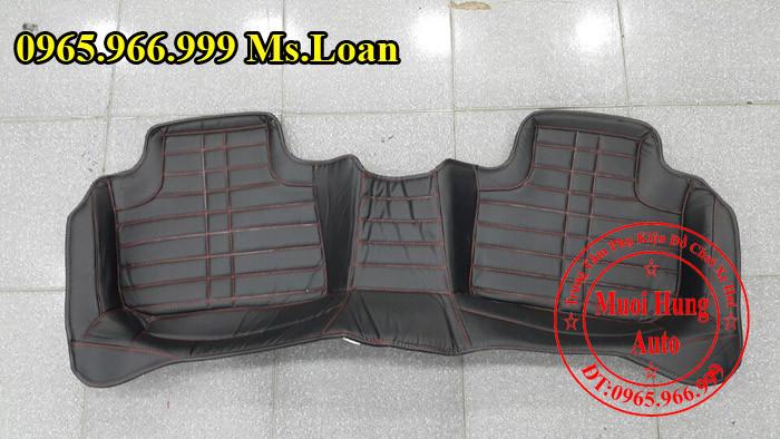 Thảm Lót Sàn 4D Subaru Forester Chính Hãng 03