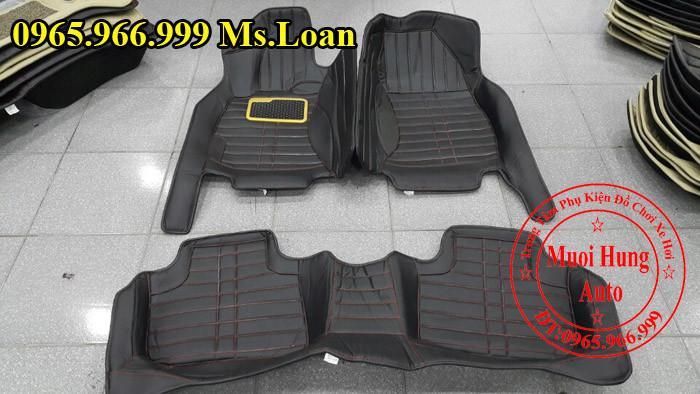 Thảm Lót Sàn 4D Subaru Forester Chính Hãng