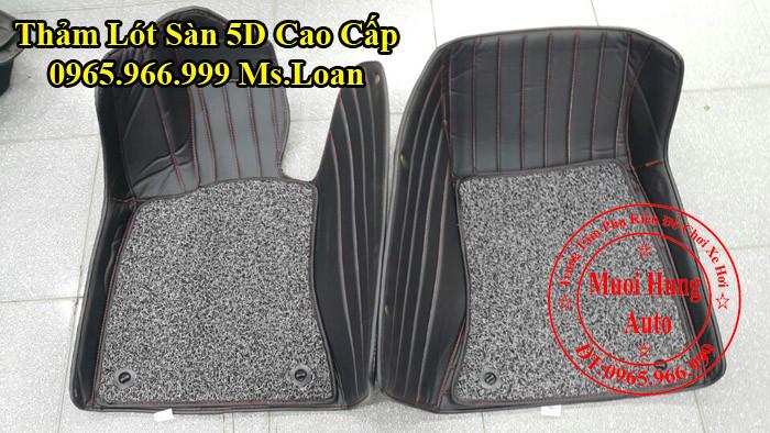 Thảm Lót Chân Ô Tô 5D BMW 520i Chính Hãng