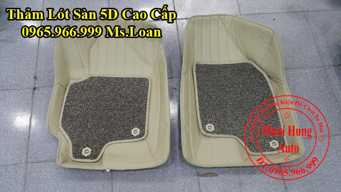 Thảm Lót Chân Ô Tô 5D Hyundai Elantra Chính Hãng 04