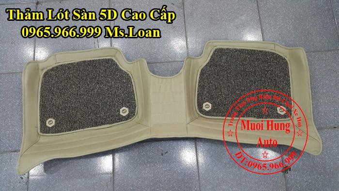 Thảm Lót Chân Ô Tô 5D Hyundai Elantra Chính Hãng 05
