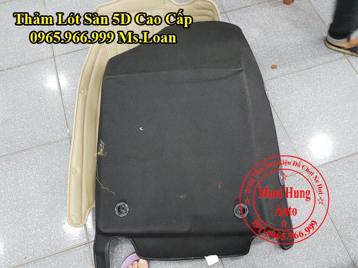Thảm Lót Chân Ô Tô 5D Kia Sorento Chính Hãng 03
