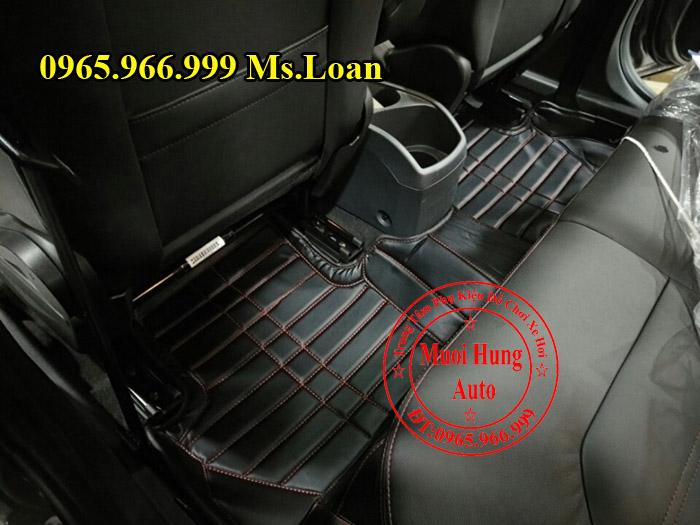 Thảm Lót Sàn, Chân Ô Tô 4D Ford Ecosport 02