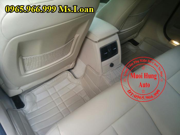 Thảm Lót Sàn, Chân Ô Tô 4D Bmw 320i 02