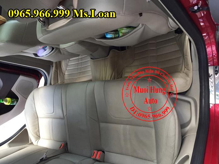 Thảm Lót Sàn, Chân Ô Tô 4D Ford Focus 02
