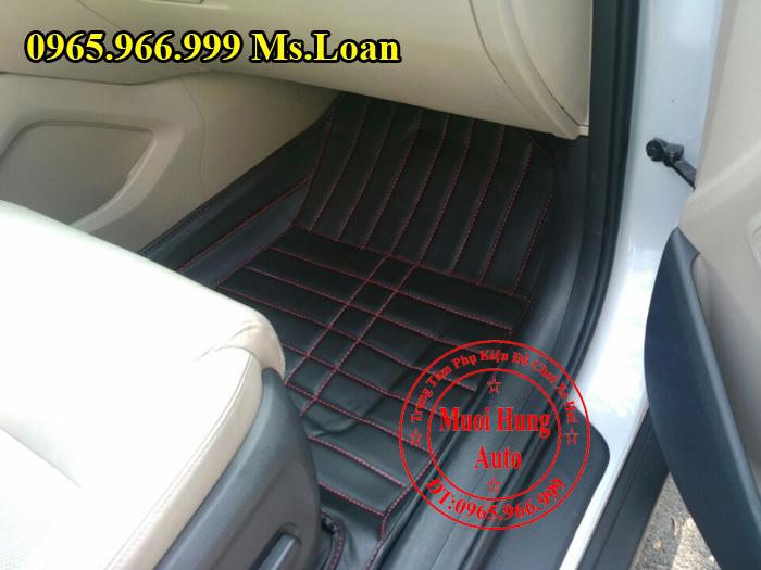 Thảm Lót Sàn, Chân Ô Tô 4D Hyundai Tucson 01