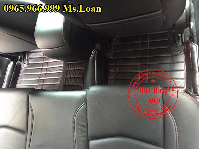 Thảm Lót Sàn, Chân Ô Tô 4D Mazda 3 02