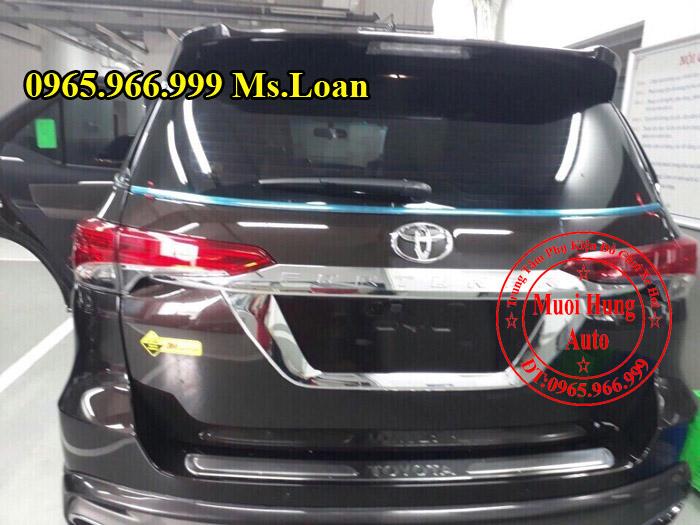 Viền Chân Kính Toyota Fortuner 2016, 2017 03
