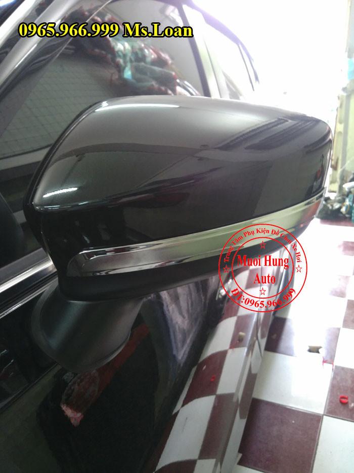 Viền Trang Trí Gương Chiếu Hậu Mazda 3 01